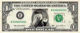 PROFESSOR DUMBLEDORE Harry Potter on REAL Dollar Bill Cash Money Memorab... - $7.77