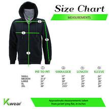 Men's Activewear Fleece Lined Ninja Mask Zip Up Gym Sport Hoodie Sweater Jacket image 2