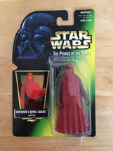 Star Wars Emperor's Royal Guard 1997 Kenner Action Figure POTF New / Sealed - $9.09