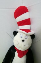 "Universal Studios Dr Suess Cat In The Hat 28"" Plush Toy  - $19.79"