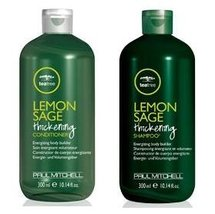 Paul Mitchell Tea Tree Lemon Sage 10.14 oz Bottles Set - $21.99