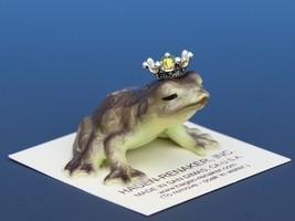 Birthstone Frog Prince Kissing November Citrine Miniatures by Hagen-Renaker image 2