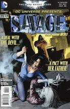 DC Universe Presents #11 Vandal Savage Comic Book 2012 New 52 [Unknown Binding]  - $4.89