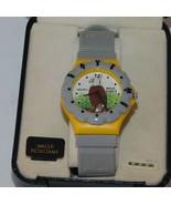 Rare Vintage GRUEN Bald Eagle 'Endangered Save Me' Wrist Watch New in Case - $72.55