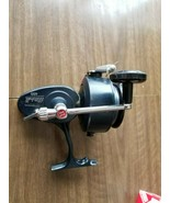 Vintage  Garcia MITCHELL 488 SALTWATER Spinning Reel Spin Fishing France VGUC - $76.18