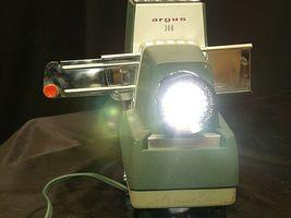 Argus 300 Model III Video Camera  AA19-2050 Vintage (USA) image 5