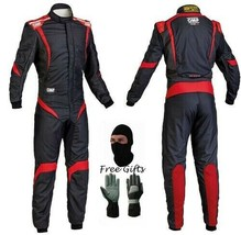 OMP Lamborghini Go Kart Race Suit CIK FIA Level2 Approved with free gift... - $75.23