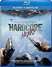 Hardcore Henry [Blu-ray + Digital] (2016)