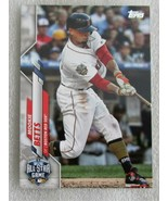 2020 Topps Update Mookie Betts #U268 Red Sox 2016 All-Star Game! LA Dodgers NM - $1.72