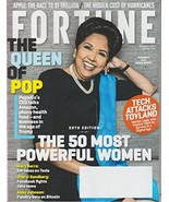 Fortune October 1, 2017 Pepsico CEO Indra Nooyi The 50 Most Powerful Wom... - $7.91