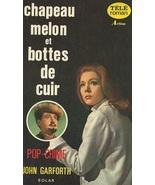 Chapeau Melon Et Bottes De Cuir - Paperback ( Ex Cond.)  - $67.80