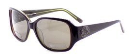 Harley Davidson HDX846 PUR-3 Women's Sunglasses Purple 56-15-130 Gray + CASE - $42.31