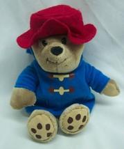 "CUTE LITTLE PADDINGTON BEAR 6"" Plush STUFFED ANIMAL Toy 2012 - $14.85"