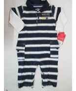 Carters Just One You Mommy's Little Rock Star pant set  SIZE 6 MONTHS BR... - $7.87