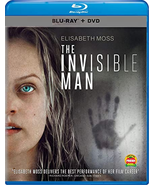 The Invisible Man (Blu-ray + DVD, 2020) - $17.95