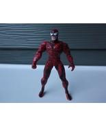 1994 Marvel Toybiz Vintage CARNAGE Spider-Man Animated Series Action Figure - $14.01