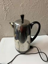 Farberware Superfast 2-12 Cup Percolator Coffee Pot Maker Model 142B Vin... - $23.33