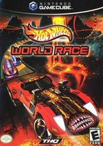 Hot Wheels World Race Gamecube Complete - $30.25