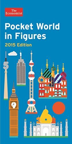 The Economist Pocket World in Figures 2015 [Hardcover] The Economist