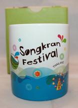New Starbucks Songkran Festival Thailand Bangkok Collector Coffee Mug Cu... - $51.57