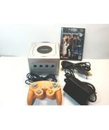 Nintendo GameCube Console Modded Region Free Controller, AC, AV, Fantast... - $69.99