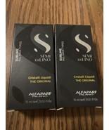 2 Alfaparf Semi Di Lino Sublime Cristalli Liquidi 15ml / 0.51oz - $23.75