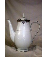 Noritake 1999 5 Cup Park Suite Coffee Pot With Lid #4102 - $90.08