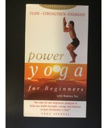 Living Yoga - Power Yoga for Beginners with Rodney Yee (VHS, 1999) - $4.33