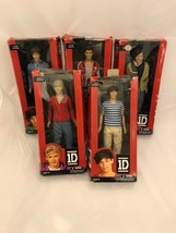 "New 2012 One Direction Dolls 11"" Hasbro Collector Fashion Doll Set Lot B... - $98.99"