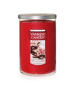 Yankee Candle Large 2-Wick Tumbler Scented Candle, Frosty Gingerbread - $25.94