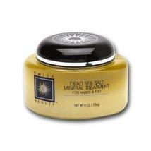 Swisa Beauty Dead Sea Salt Mineral Treatment, For Hands & Feet, 8-Ounce ... - $27.11