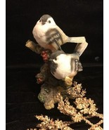 bird figurines resin - $12.86