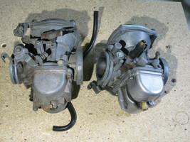 Yamaha XS1 XS1B XS2 XS650 Solex Mikuni Carburetors Pair - $70.13