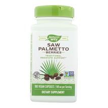Nature's Way - Saw Palmetto Berries - 180 Capsules - $21.98