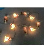 VINTAGE COCA COLA STRING LIGHTS SET CHRISTMAS TREE COKE - $26.61