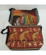 Southwest Tote Bag Purse Native Kokopelli Woman Tapestry Choice 17 x 11.... - $39.99