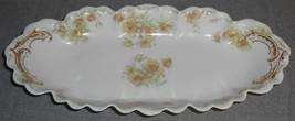 "Haviland Porcelain THE COUNTESS PATTERN 12"" Celery Tray LIMOGES FRANCE - $49.49"