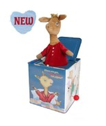 Kids Preferred LLAMA LLAMA RED PAJAMA Jack In The Box Musical Toy ~NEW~ - $24.99