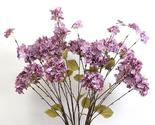 Real Touch Hydrangeas Home & Wedding Artificial Flowers (3 Twigs)