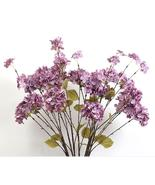 Real Touch Hydrangeas Home & Wedding Artificial Flowers (3 Twigs) - £22.37 GBP