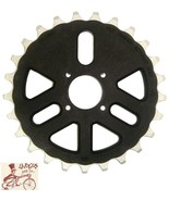 BLACK OPS MICRO DRIVE DUAL CORE UL 25T BLACK BICYCLE SPROCKET - $18.80