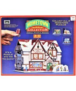 3-D 3D Puzzle Toy Shoppe Hometown Collection Family Puzzle Series RoseAr... - $21.77