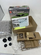 AMT ERTL 1/25 Model Kit #6140 - 70 Dodge Coronet Super Bee Pro Street - ... - $38.69
