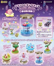 (Goods only, no gum) Candy toys Kirby terrarium collection dream Izumi a... - $58.40