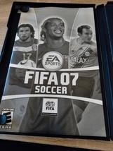 Sony PS2 FIFA 07 Soccer image 2