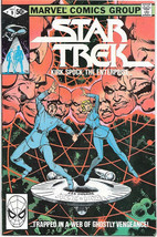 Classic Star Trek Comic Book #9 Marvel 1981 VERY FINE+ - $6.89