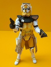 STAR WARS ™ COMMANDER BLY (Battle Gear!) Revenge Of The Sith , 2004 - $18.26