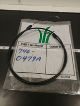 NEW REPLACEMENT LAWNMOWER CABEL 746 0479A (cables) - $12.51