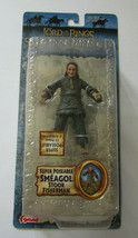The Lord Of The Rings Smeagol Stoor Fisherman Figure NEW MISPRINT Toy Bi... - $12.34