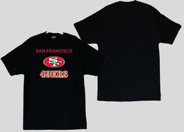 San Francisco 49ers With SF Logo Men's T-Shirts (S / M / L / XL) 2XL/3XL - $20.78+